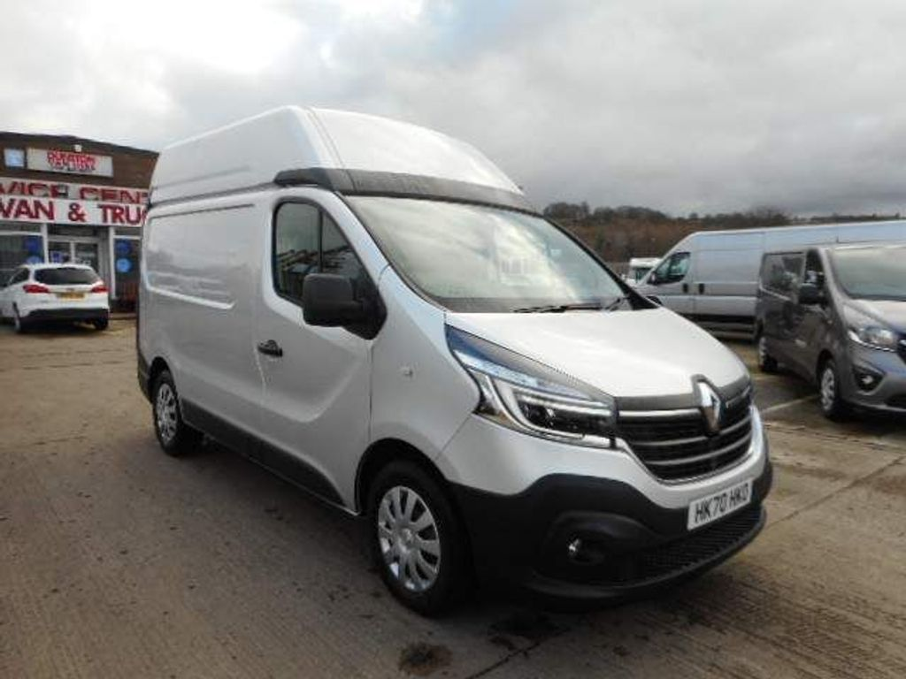 Renault Trafic Panel Van 2.0 dCi ENERGY 30 Business+ SWB High Roof EU6 (s/s) 5dr