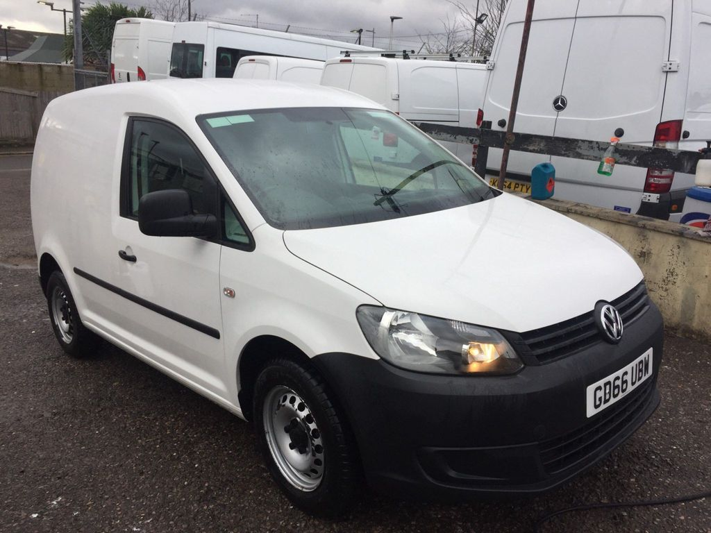 Volkswagen Caddy Panel Van Caddy c20 startline tdi