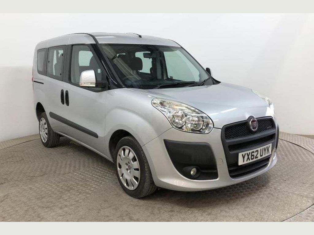 Fiat Doblo Estate 1.6 TD MultiJet MyLife Dualogic 5dr