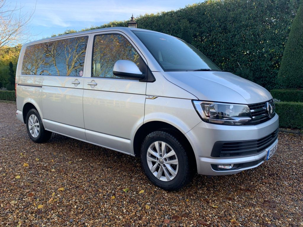 Volkswagen Caravelle MPV 2.0 TDI BlueMotion Tech SE FWD (s/s) 5dr