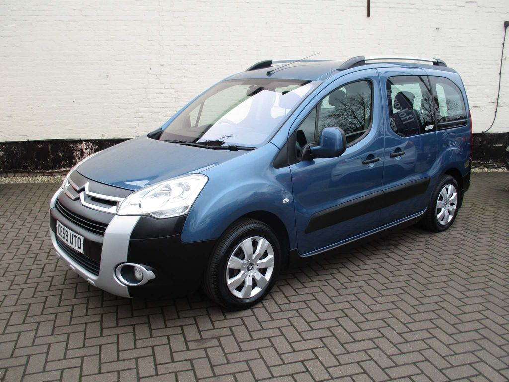 Citroen Berlingo MPV 1.6 XTR Estate 5dr