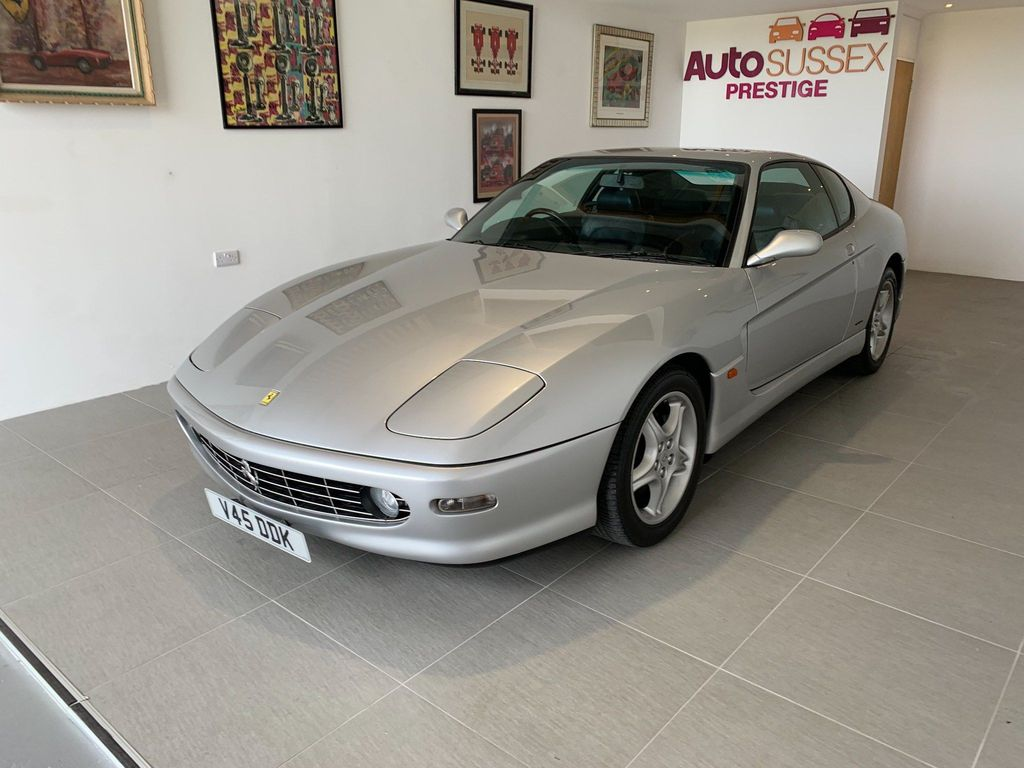Ferrari 456M Coupe 5.5 GTA 2dr