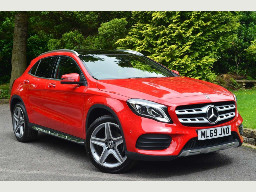 Mercedes-Benz GLA Class SUV 1.6 GLA200 AMG Line Edition (Plus) 7G-DCT (s/s) 5dr