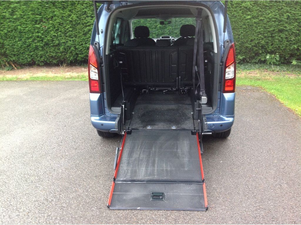 Peugeot Partner Tepee MPV HORIZON RS WHEELCHAIR ACCESSIBLE VEHICLE