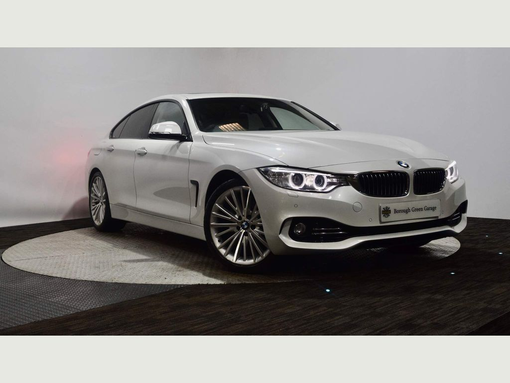 BMW 4 Series Gran Coupe Hatchback 2.0 428i Luxury Gran Coupe Auto (s/s) 5dr