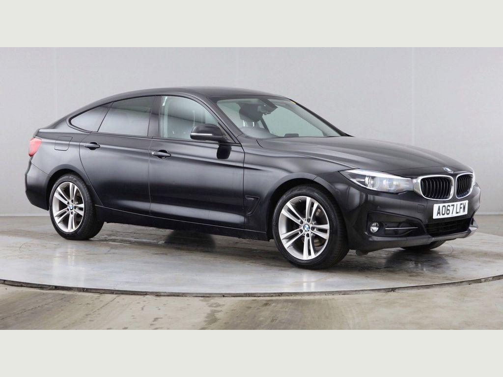 BMW 3 Series Gran Turismo Hatchback 2.0 320d Sport Gran Turismo Auto (s/s) 5dr