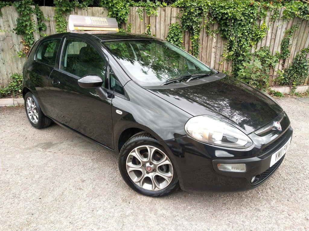 Fiat Punto Evo Hatchback 1.4 8V GP (s/s) 3dr