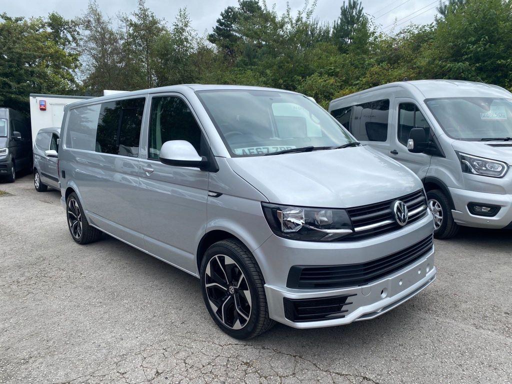 Volkswagen Transporter Unlisted Camper van