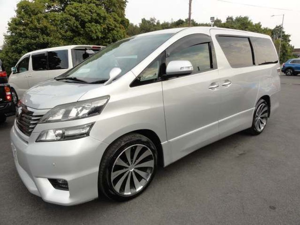 Toyota Vellfire MPV 2.4 Z EDITION FRESH IMMACULATE IMPORT
