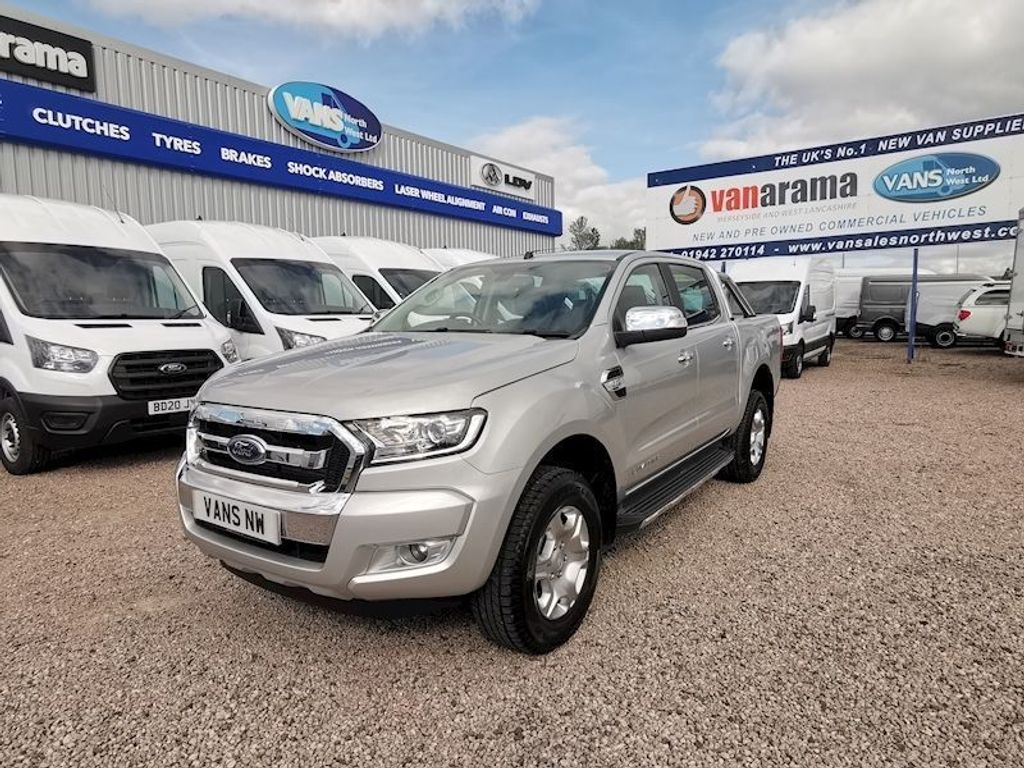 Ford Ranger Pickup Limited 4X4 Dcb Tdci