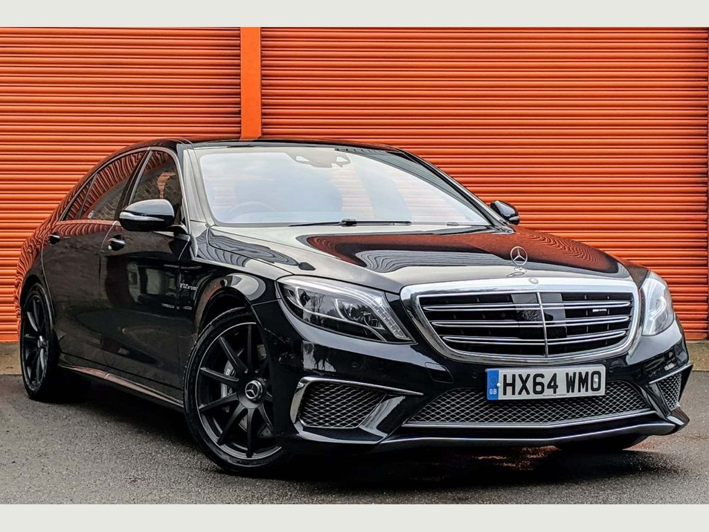 Mercedes-Benz S Class Saloon 6.0 S65 AMG L MCT (s/s) 4dr