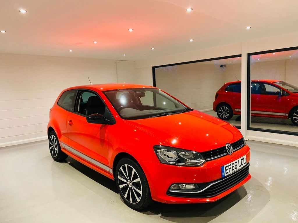 Volkswagen Polo Hatchback 1.0 BlueMotion Tech Beats (s/s) 3dr