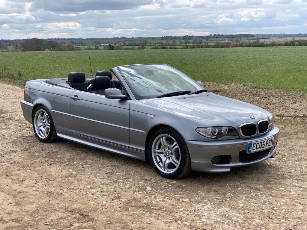BMW 3 Series Convertible 2.0 320Cd Sport 2dr