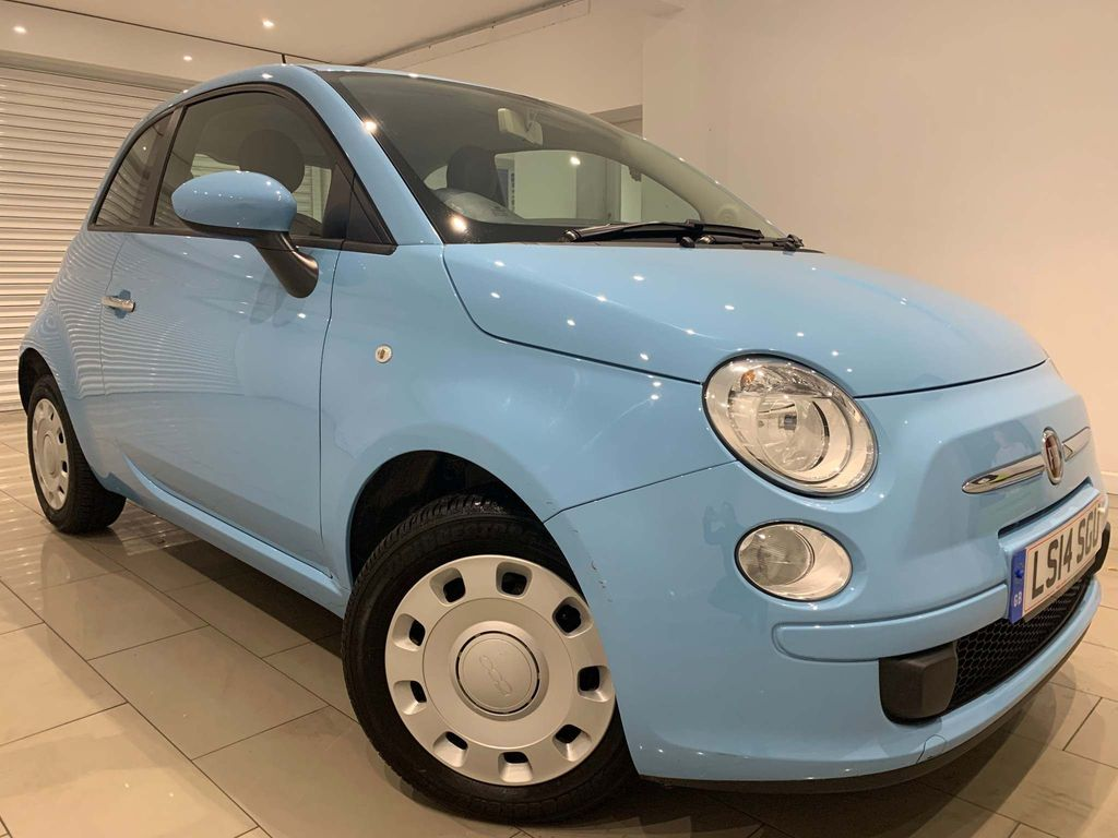 Fiat 500 Hatchback 1.2 Pop Dualogic (s/s) 3dr