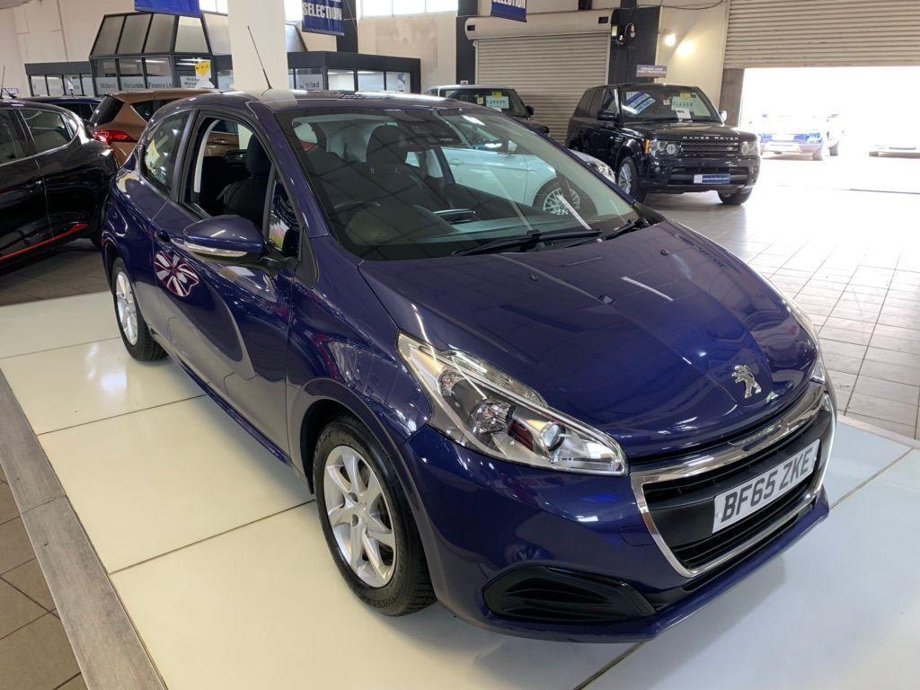 Peugeot 208 Hatchback 1.6 BlueHDi Active 3dr