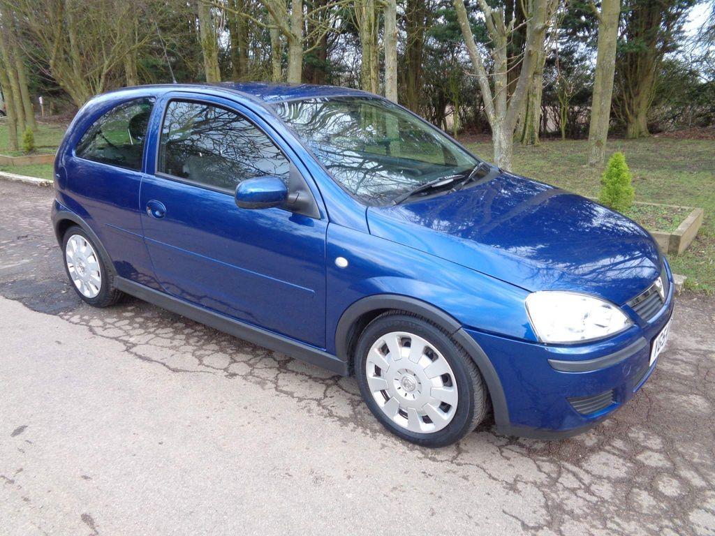 Vauxhall Corsa Hatchback 1.2 i 16v Design 3dr (a/c)