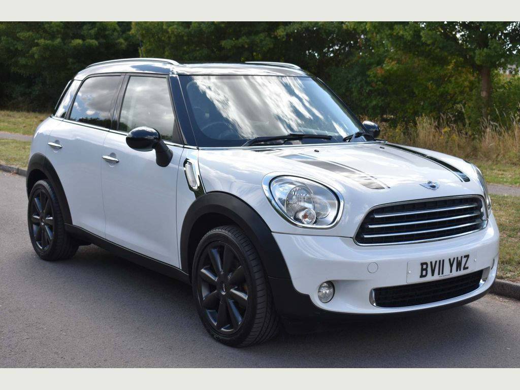 MINI Countryman SUV 1.6 Cooper (Pepper) 5dr