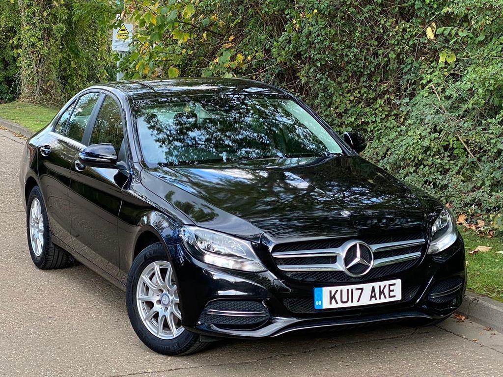 Mercedes-Benz C Class Saloon 2.0 C200 SE G-Tronic+ (s/s) 4dr