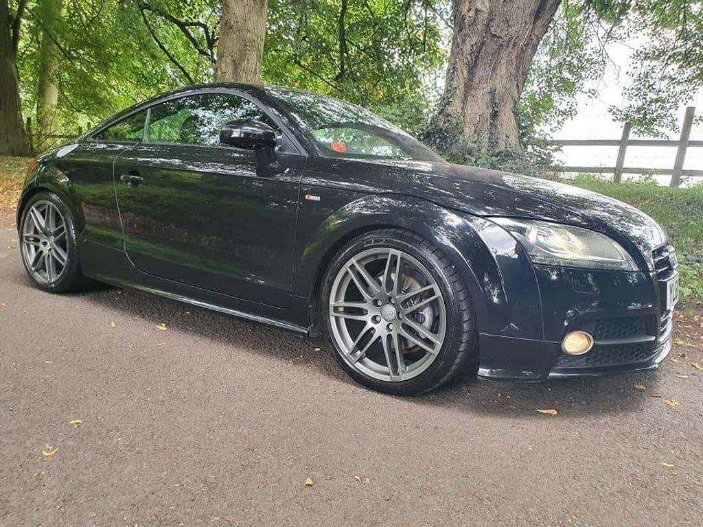 Used Audi Tt Coupe 2 0 Td S Line Quattro 2dr In Cannock Staffordshire Scs Ws11