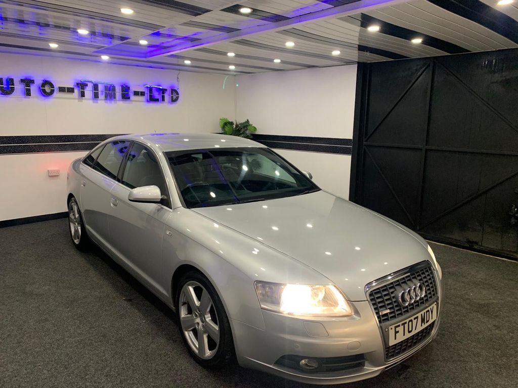 Audi A6 Saloon Saloon 2.0 TDI S line CVT 4dr