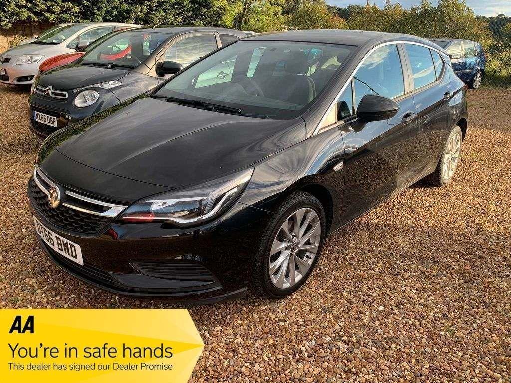 Vauxhall Astra Hatchback 1.6 CDTi ecoFLEX Design (s/s) 5dr