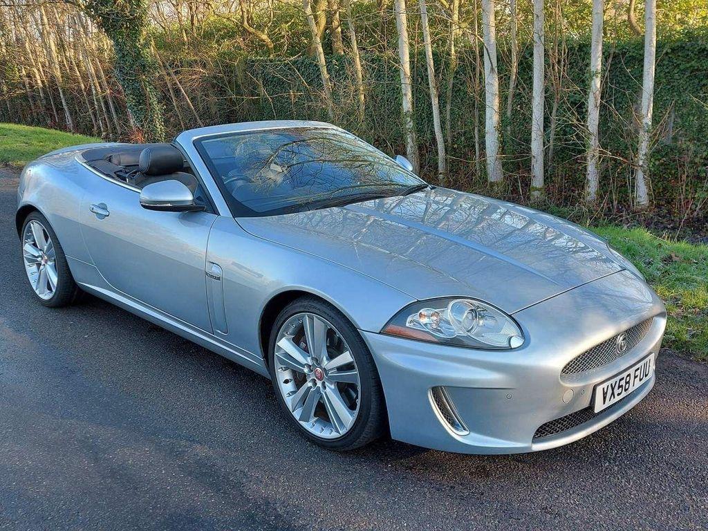 Jaguar XK Convertible 5.0 V8 Portfolio 2dr
