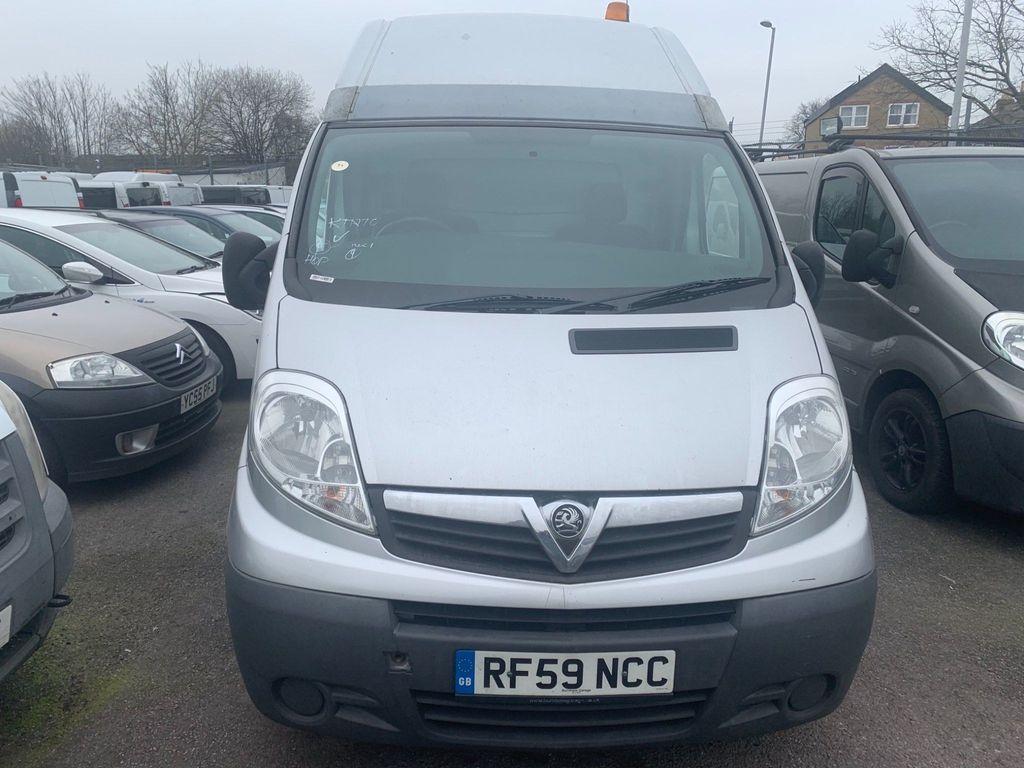Vauxhall Vivaro Panel Van 2.0 CDTI 2900 Panel Van SWB 4dr (EU4, SWB)