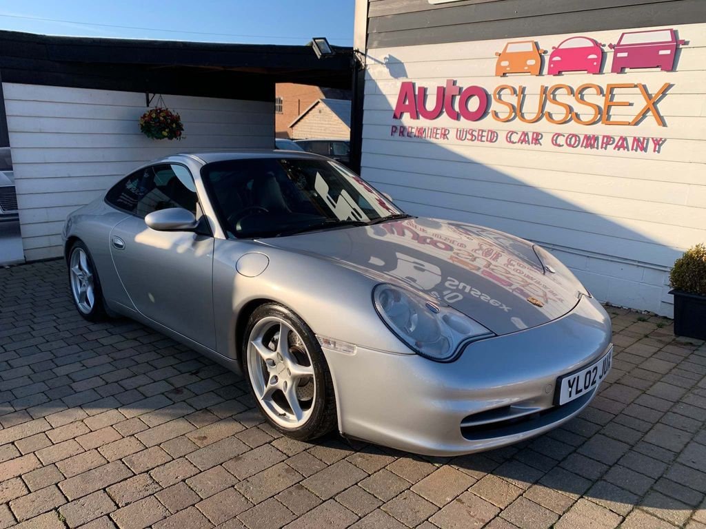 Porsche 911 Coupe 3.6 996 Carrera 4 Tiptronic S AWD 2dr