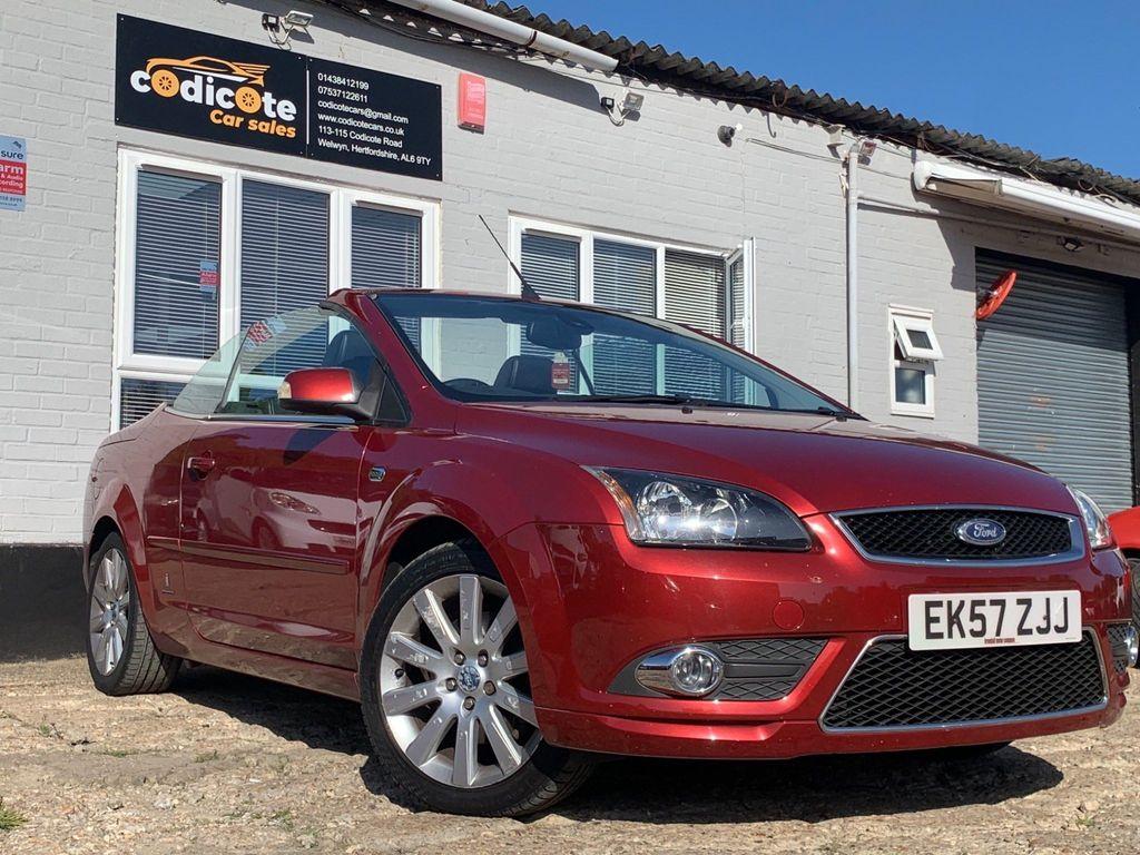 Ford Focus CC Convertible 2.0 CC-3 2dr