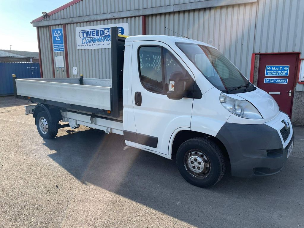 Peugeot Boxer Chassis Cab 2.2 HDi 335 L3 2dr