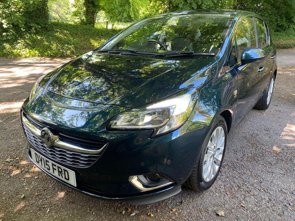 Vauxhall Corsa Hatchback 1.0i Turbo ecoFLEX SE (s/s) 5dr