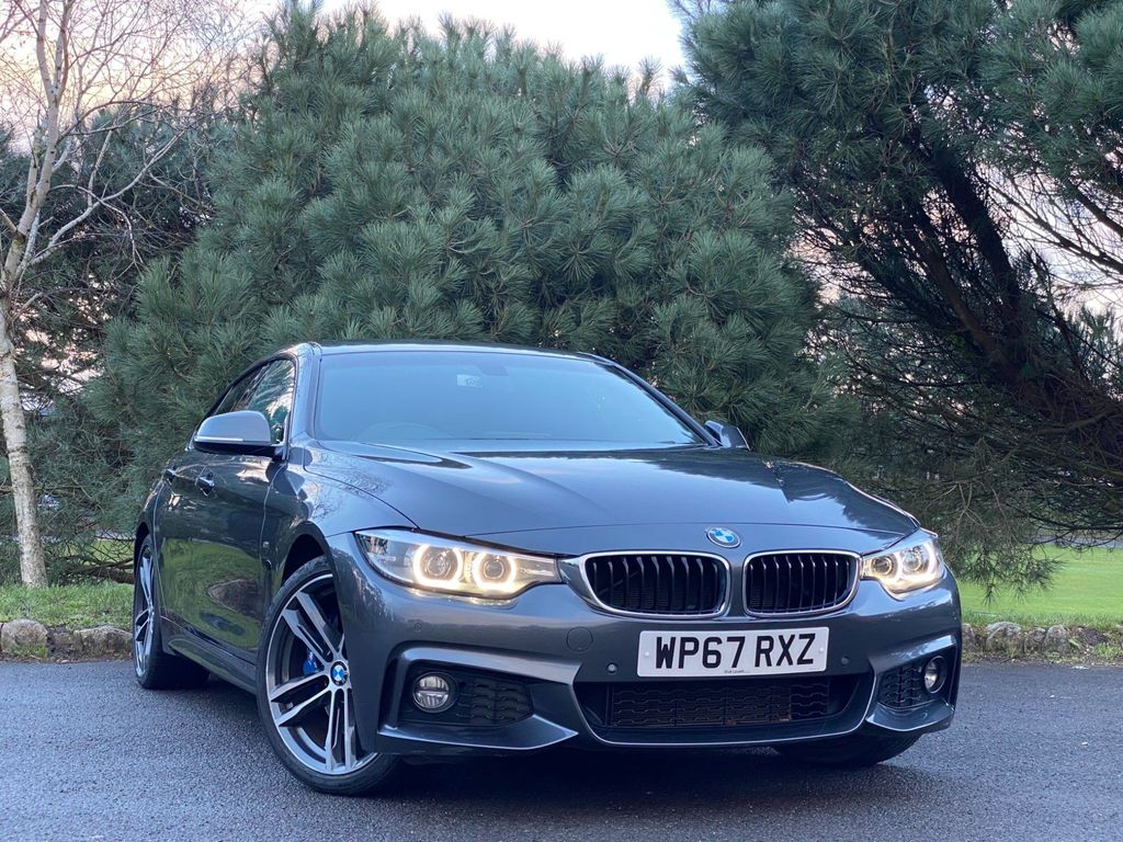 BMW 4 Series Gran Coupe Saloon 3.0 440i M Sport Gran Coupe Auto (s/s) 5dr