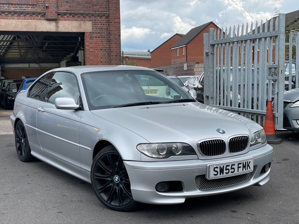 BMW 3 Series Coupe 2.5 325Ci 325 Sport 2dr