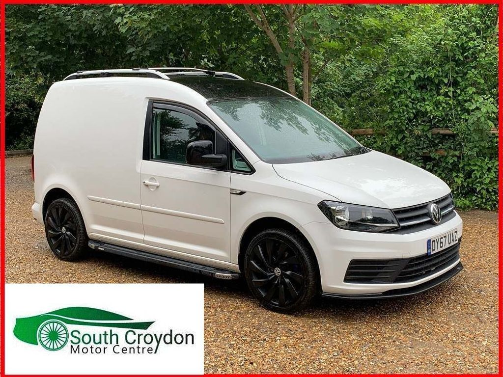 Volkswagen Caddy Panel Van 2.0 TDI C20+ BlueMotion Tech Startline (Business) EU6 (s/s) 5dr