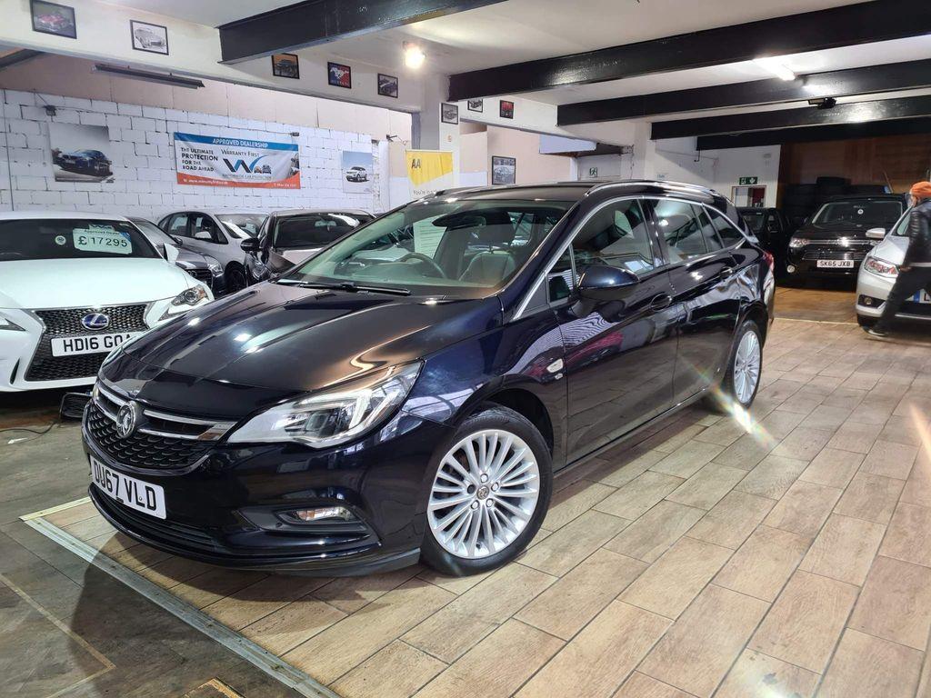 Vauxhall Astra Estate 1.4i Turbo Elite Nav Sports Tourer 5dr