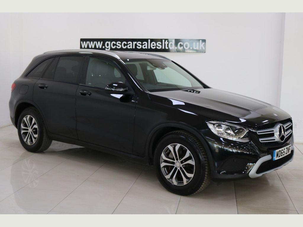 Mercedes-Benz GLC Class SUV 2.1 GLC220d SE G-Tronic 4MATIC (s/s) 5dr