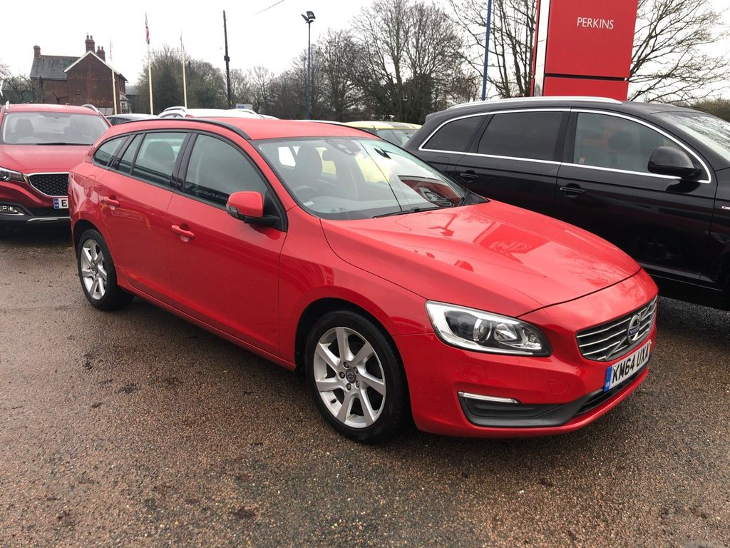 Volvo V60 Estate 2.0 D4 Business Edition Geartronic (s/s) 5dr