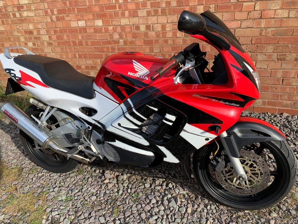 Honda CBR600F Sports Tourer 600 F-W
