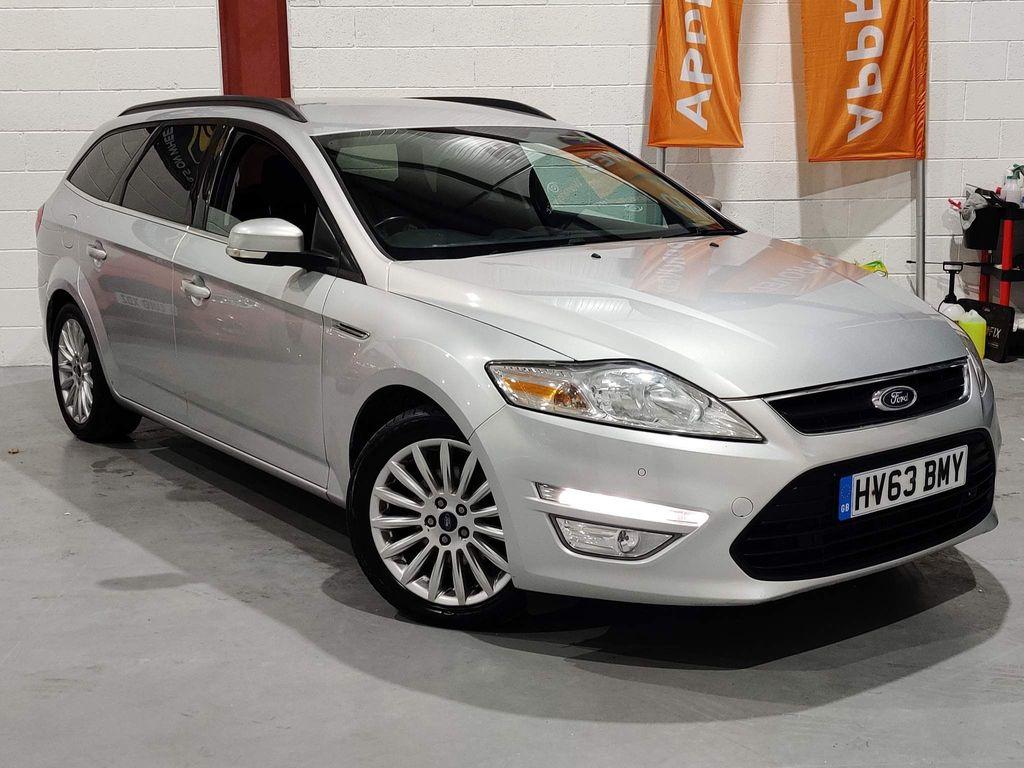 Ford Mondeo Estate 1.6 TD ECO Zetec Business (s/s) 5dr