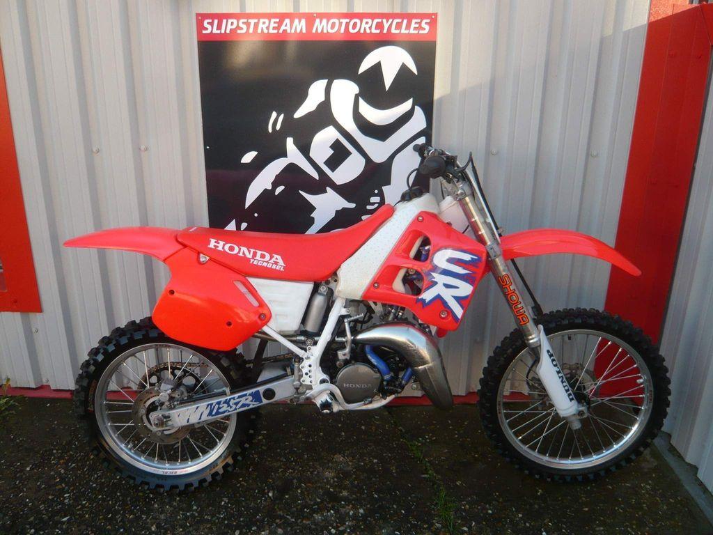 Honda CR125 Motocrosser 125 R