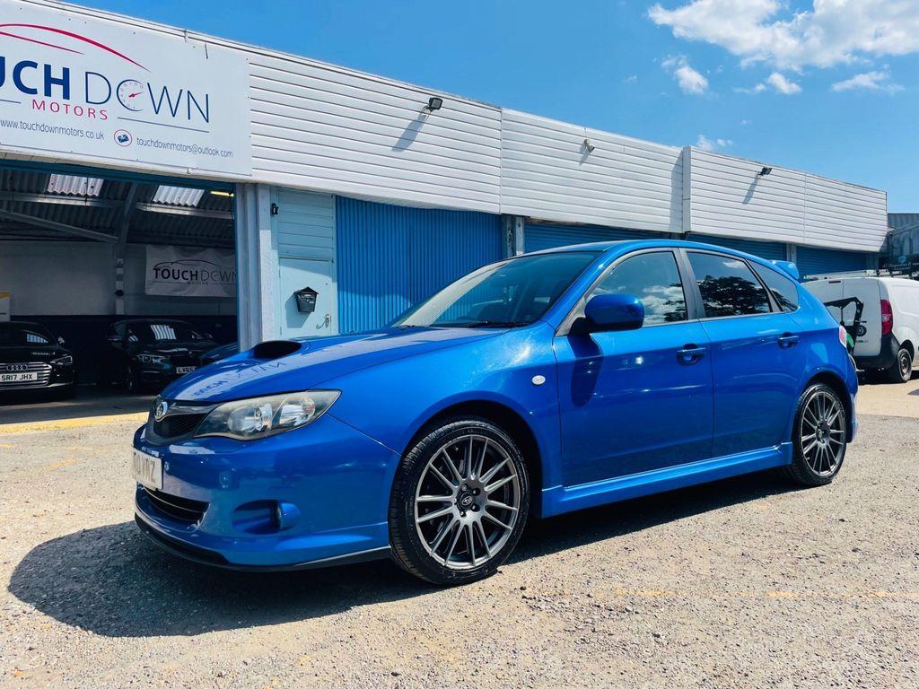 Subaru Impreza Hatchback 2.5 WRX S 5dr