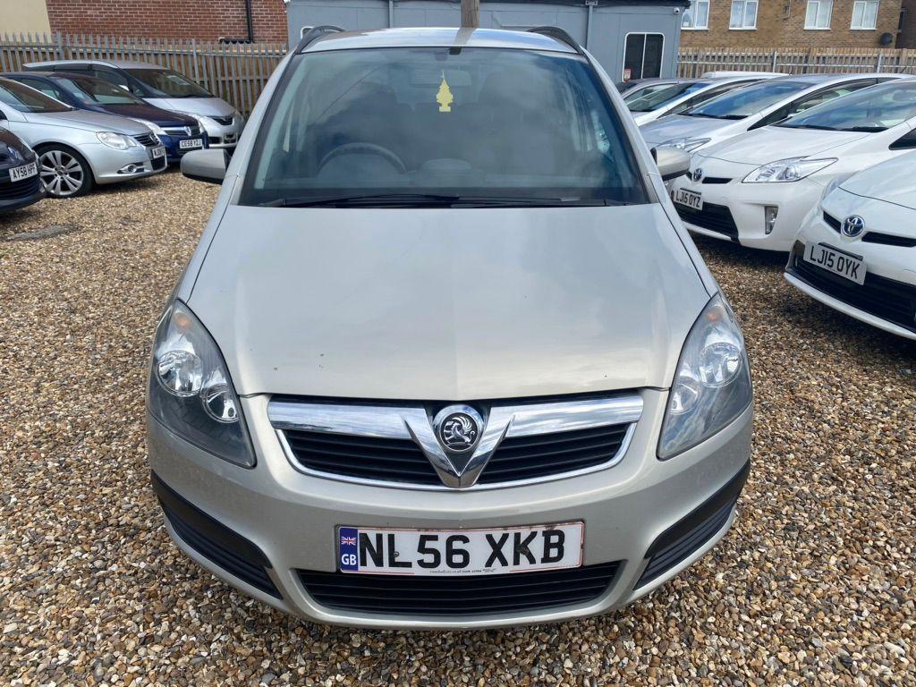 Vauxhall Zafira MPV 1.9 CDTi Life 5dr