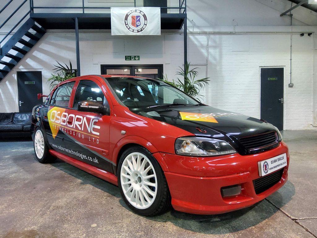 Vauxhall Astra Hatchback 2.0 i 16v Turbo GSi 3dr