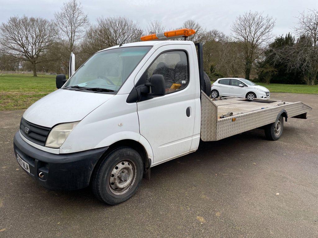 LDV MAXUS Chassis Cab 2.5 CDI 3.5t LWB 2dr