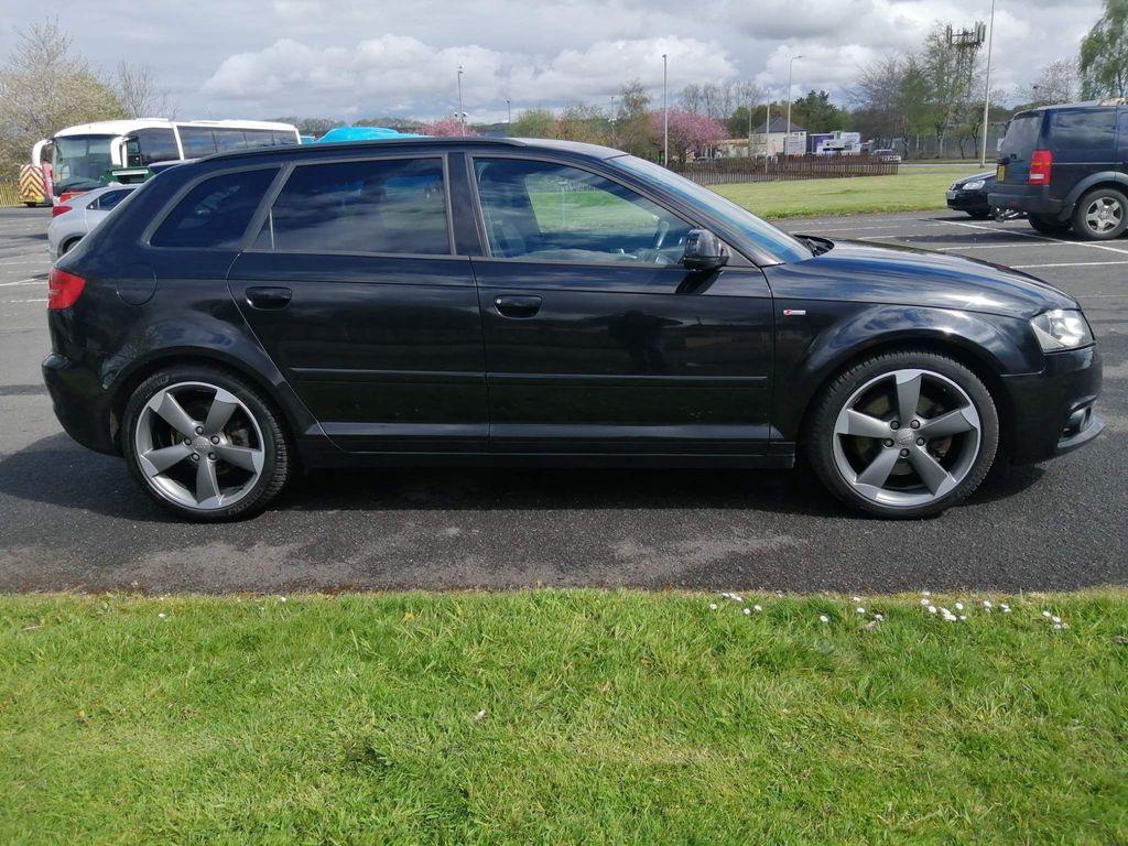 Audi A3 Hatchback 2.0 TDI Black Edition Sportback quattro 5dr