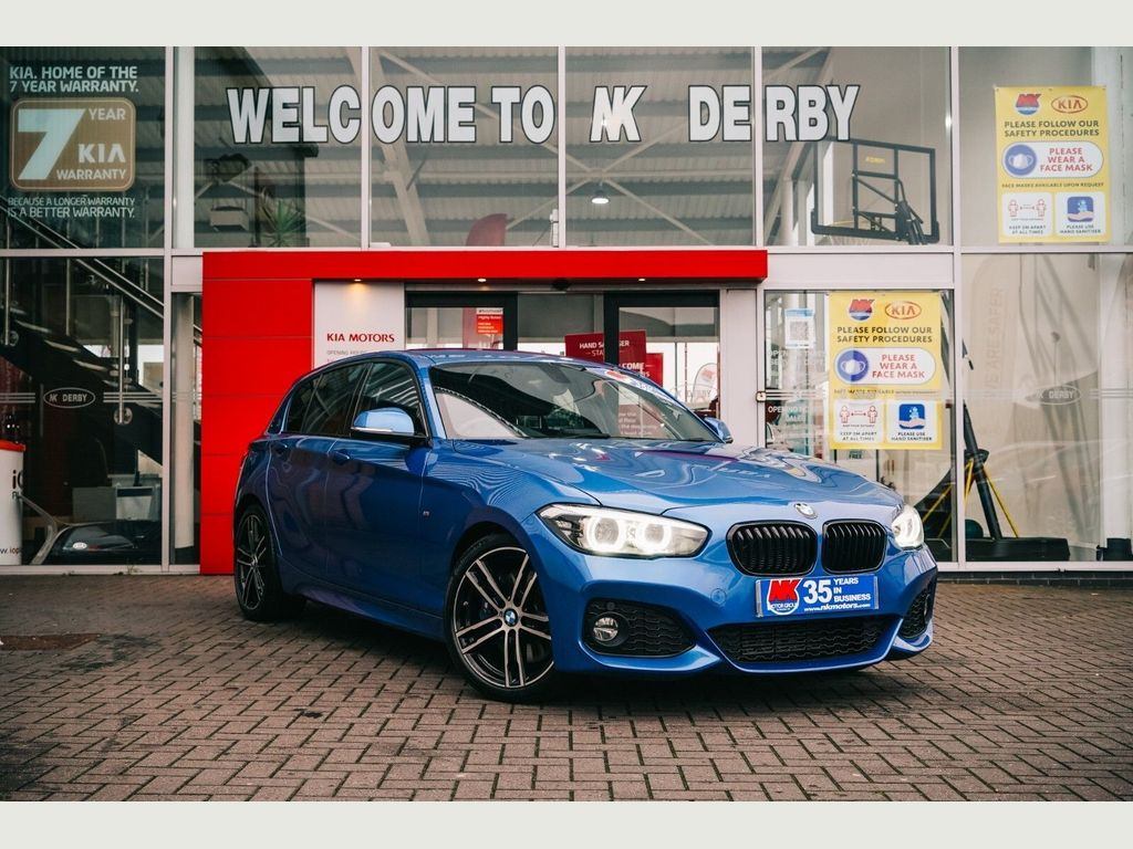 BMW 1 Series Hatchback 1.5 116d M Sport Shadow Edition Sports Hatch (s/s) 5dr