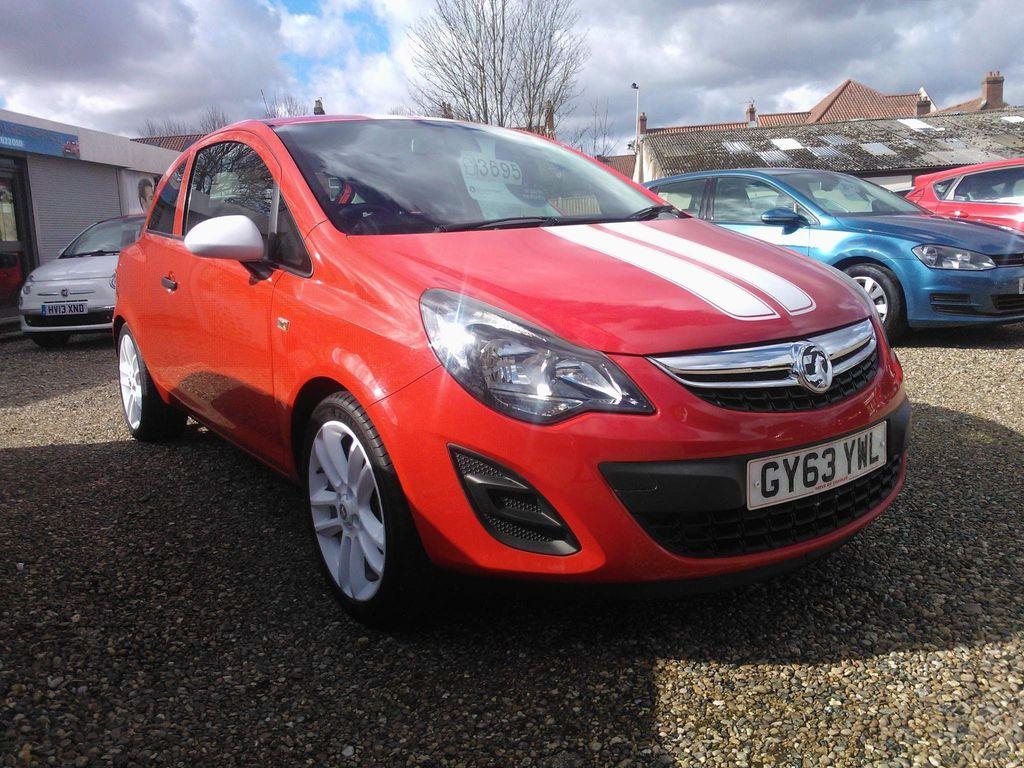 Vauxhall Corsa Hatchback 1.2 i VVT 16v Sting 3dr (a/c)