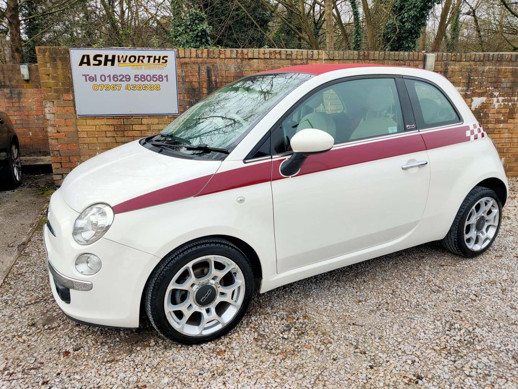 Fiat 500C Convertible 1.3 MultiJet 16v Lounge (s/s) 2dr