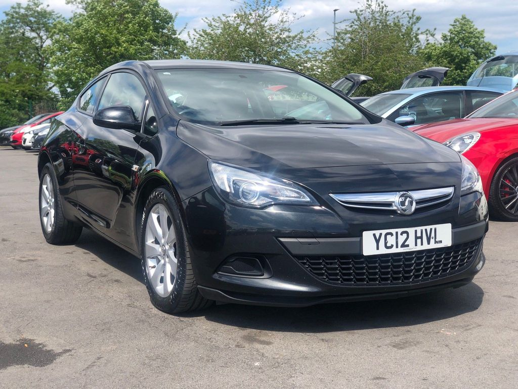 Vauxhall Astra GTC Coupe 1.7 CDTi Sport (s/s) 3dr