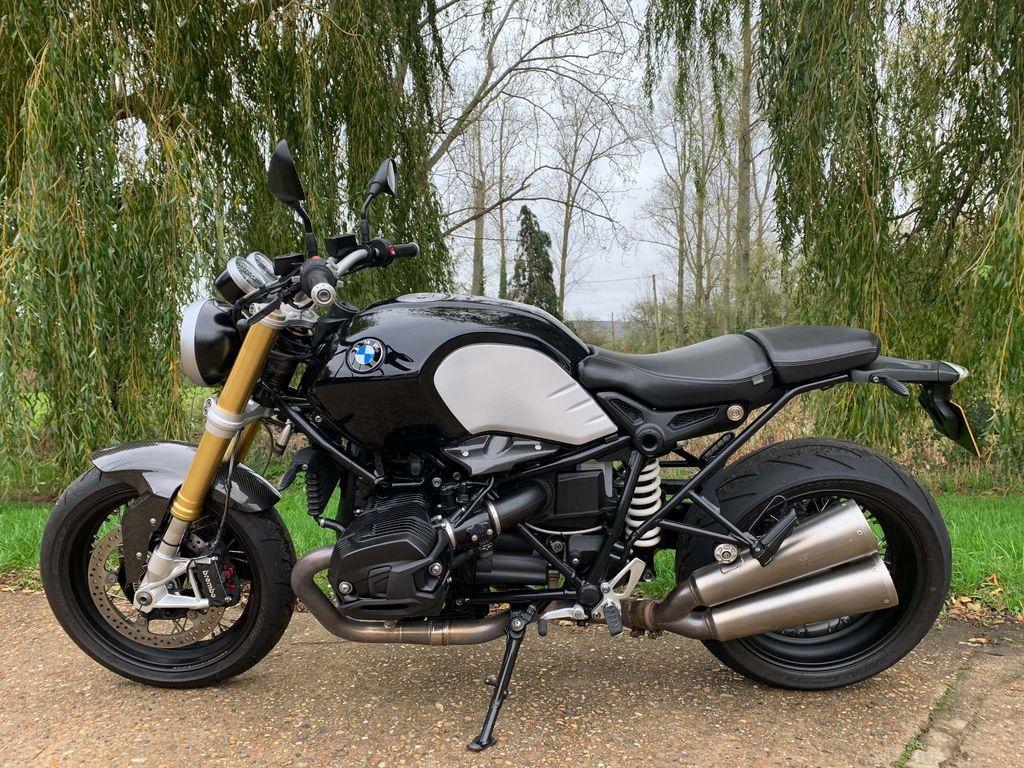 BMW R nine T Naked 1200 ABS